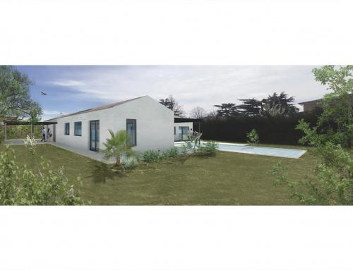 Construction d'une maison individuelle – Bessière 31 – Maison J.